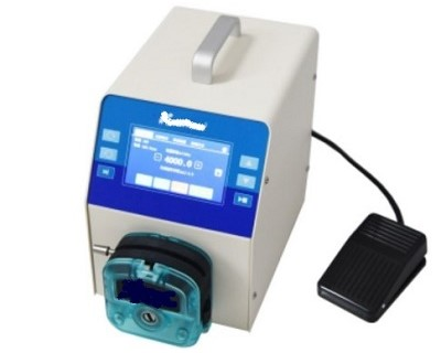 peristaltic pump with tft lcd