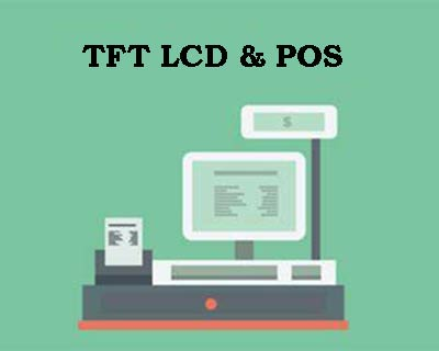 POS TFT LCD Display